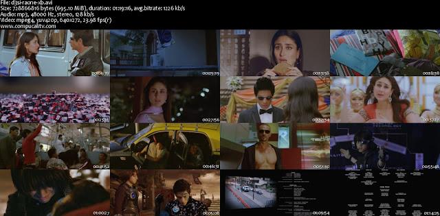 RA One 2011 DVDRip Subtitulos Español Latino Descargar 1 Link