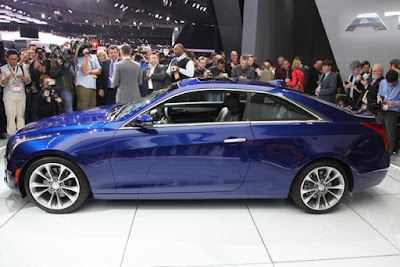 2015 Cadillac ATS Coupe Review And Price