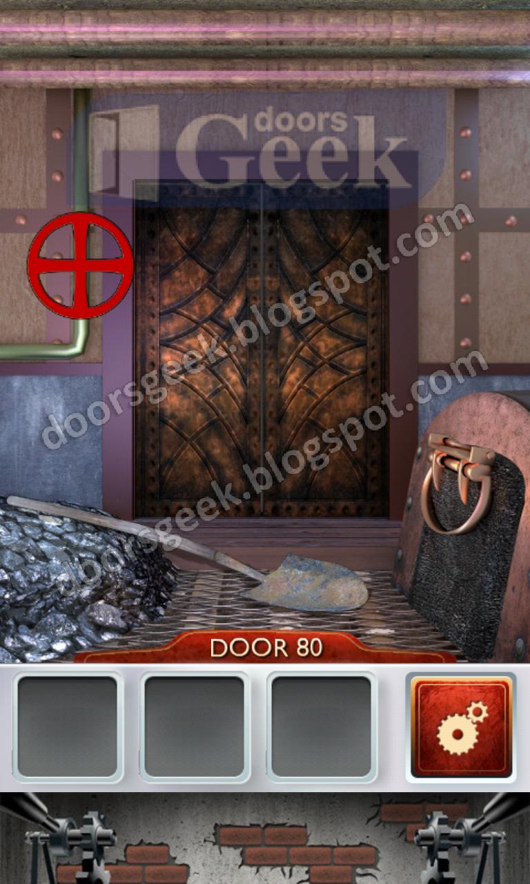 100 doors 2 level 80 doors geek for 100 doors door 6