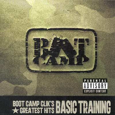 Boot Camp Clik – Boot Camp Clik's Greatest Hits: Basic Training (CD) (2000) (320 kbps)