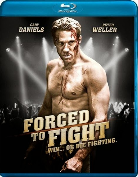 Forced to Fight 2011 Hindi Dubbed Dual Audio BRRip 300mb ESub