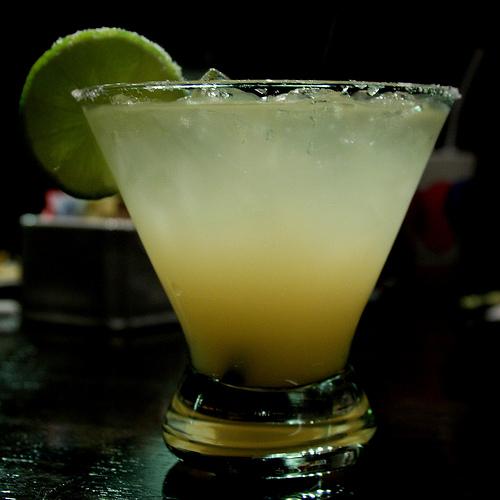 Gold Margarita Recipe