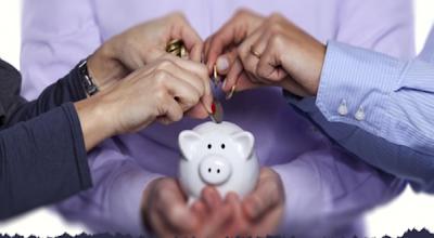 مواقع جمع الأموال والتبرعات على الانترنت