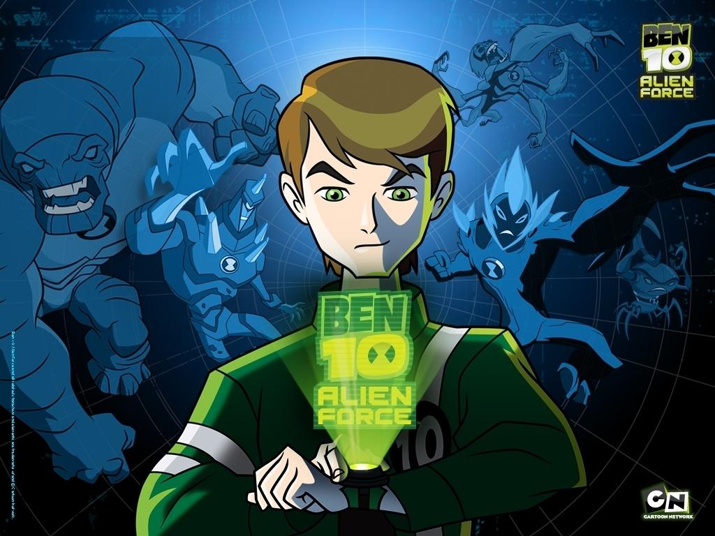 ben 10 alien force game download apk