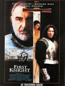 First Knight Richard Gere Sean Connery Julia Ormond 1995