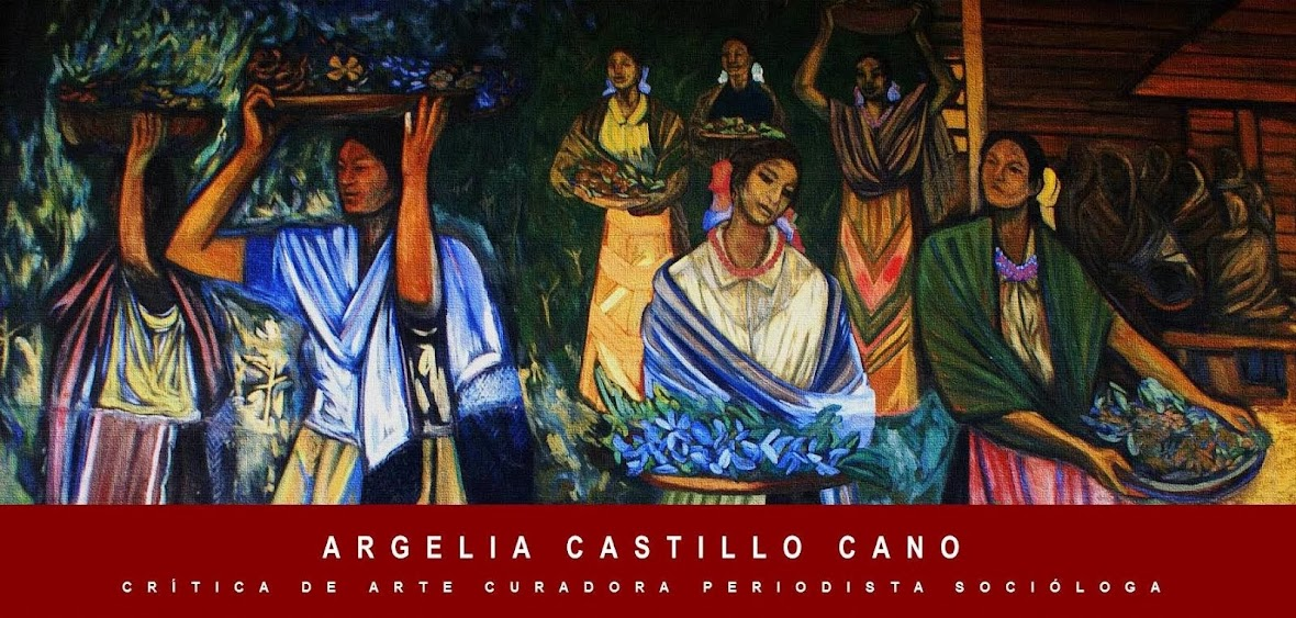 BLOG DE ARGELIA CASTILLO CANO