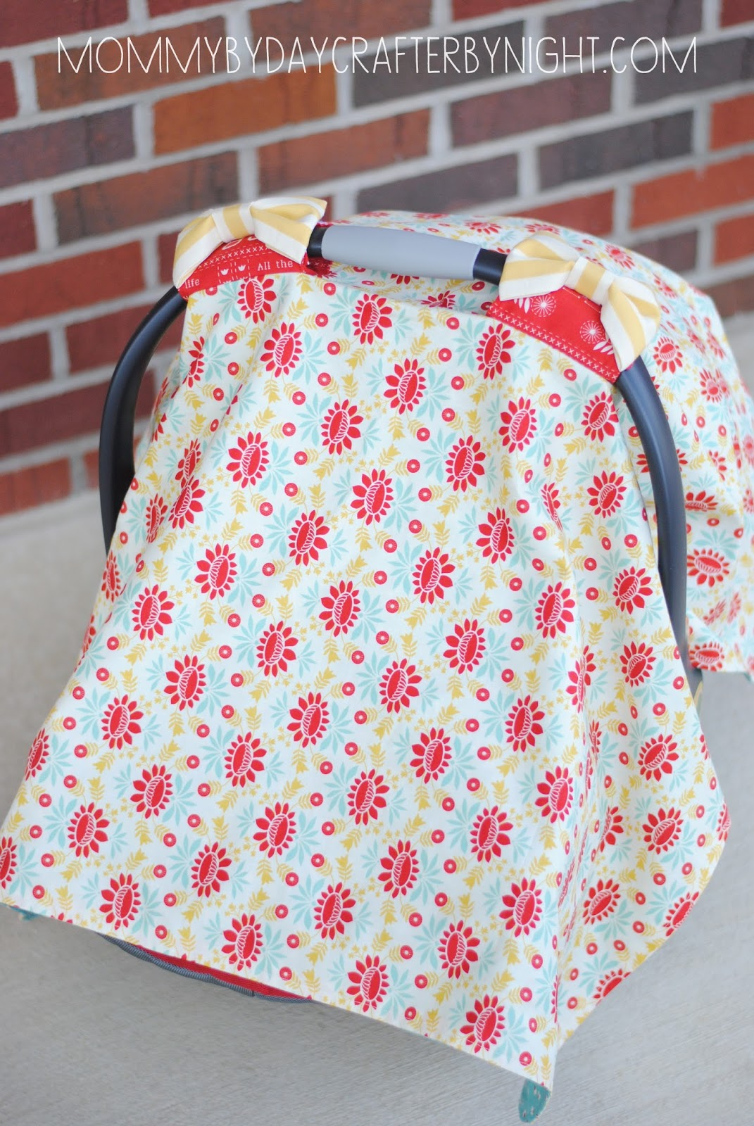 DIY Carseat Cover & Mommy by day Crafter by night: September 2014