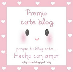 PREMIO BLOG HECHO CON AMOR