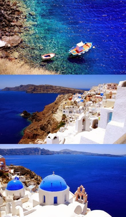 Oia Magic