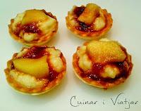 Tartaletas con manzana