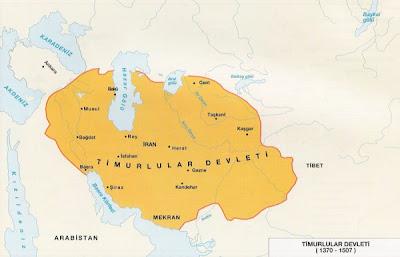 Timurlular (1369–150)