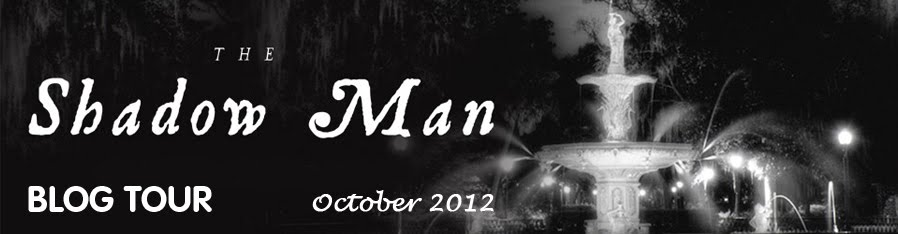 The Shadow Man Blog Tour