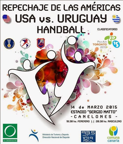 Repechaje handball panamericano | Mundo Handball