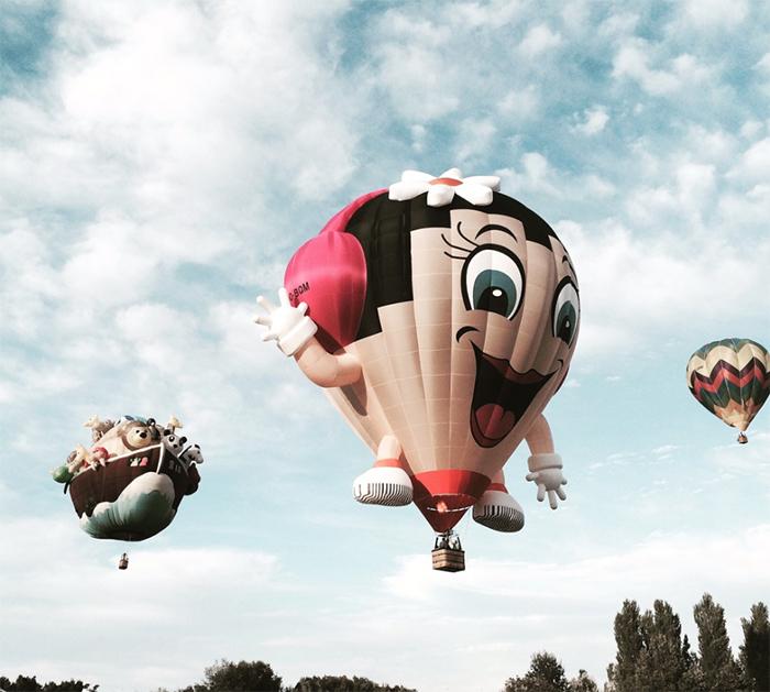 balloon festival ferrara