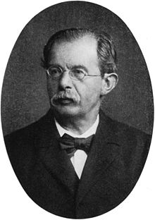 「NF」 と呼ばれる稀少難病の発見者: <br>Prof. Von Recklinghausen (1833-1910)