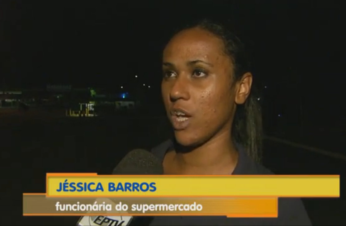 black Brazilian women. Jéssica Barros: Customer called her 'monkey', ...