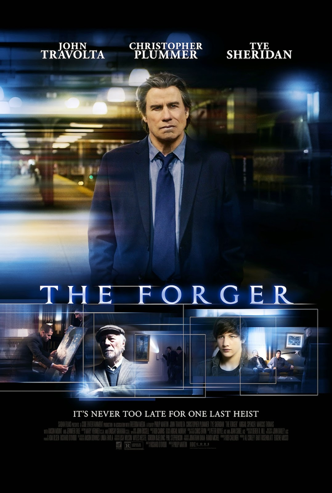 The Forger – Legendado (2014)