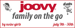 JoovyBanner Joovy Family on the Go with Noise Girls: The StepTool