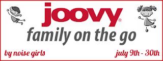 JoovyBanner Joovy Family on the Go Giveaway Event US #noisegirls @joovyoo