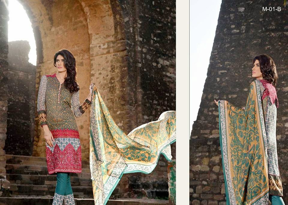 Al Zohaib summer collection dresses