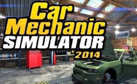 Car Mechanic Simulator 2014 PC Game