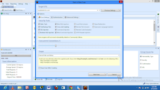 Vulnerabilities web vulnerability scanner tools