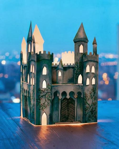 Φτιάξτε ένα κάστρο φανάρι