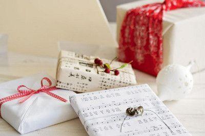 Home lifestyle especial de navidad ideas originales - Como envolver regalos de navidad originales ...
