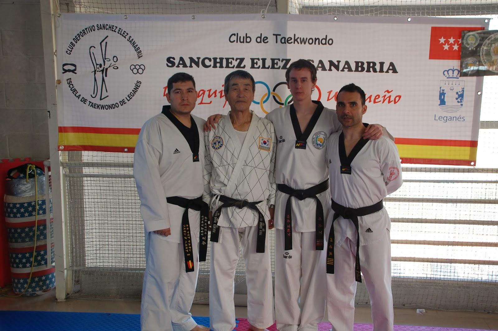 Taekwondo legan s la escuela mu duk kwan en nuestro for Gimnasio leganes