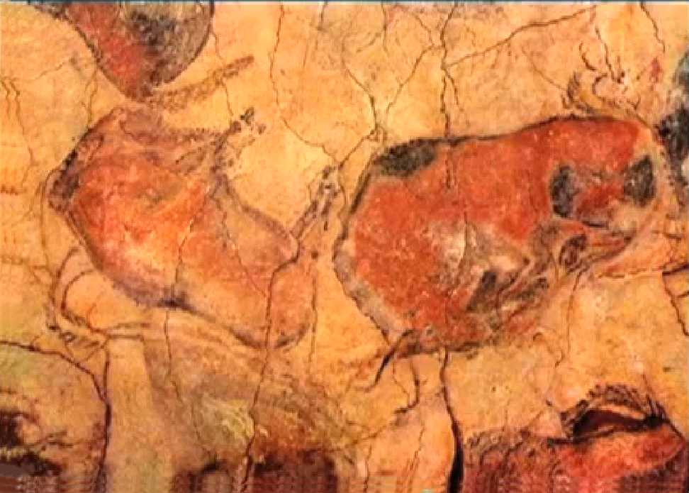 Altamira cave dating