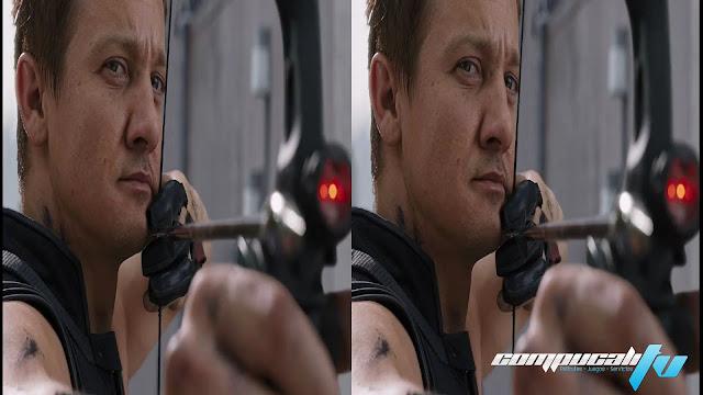 Los Vengadores 1080p 3D SBS Español Latino