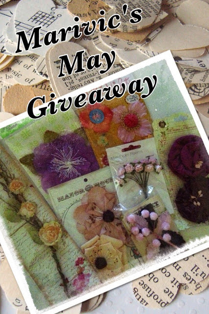 may giveaway di Marivic