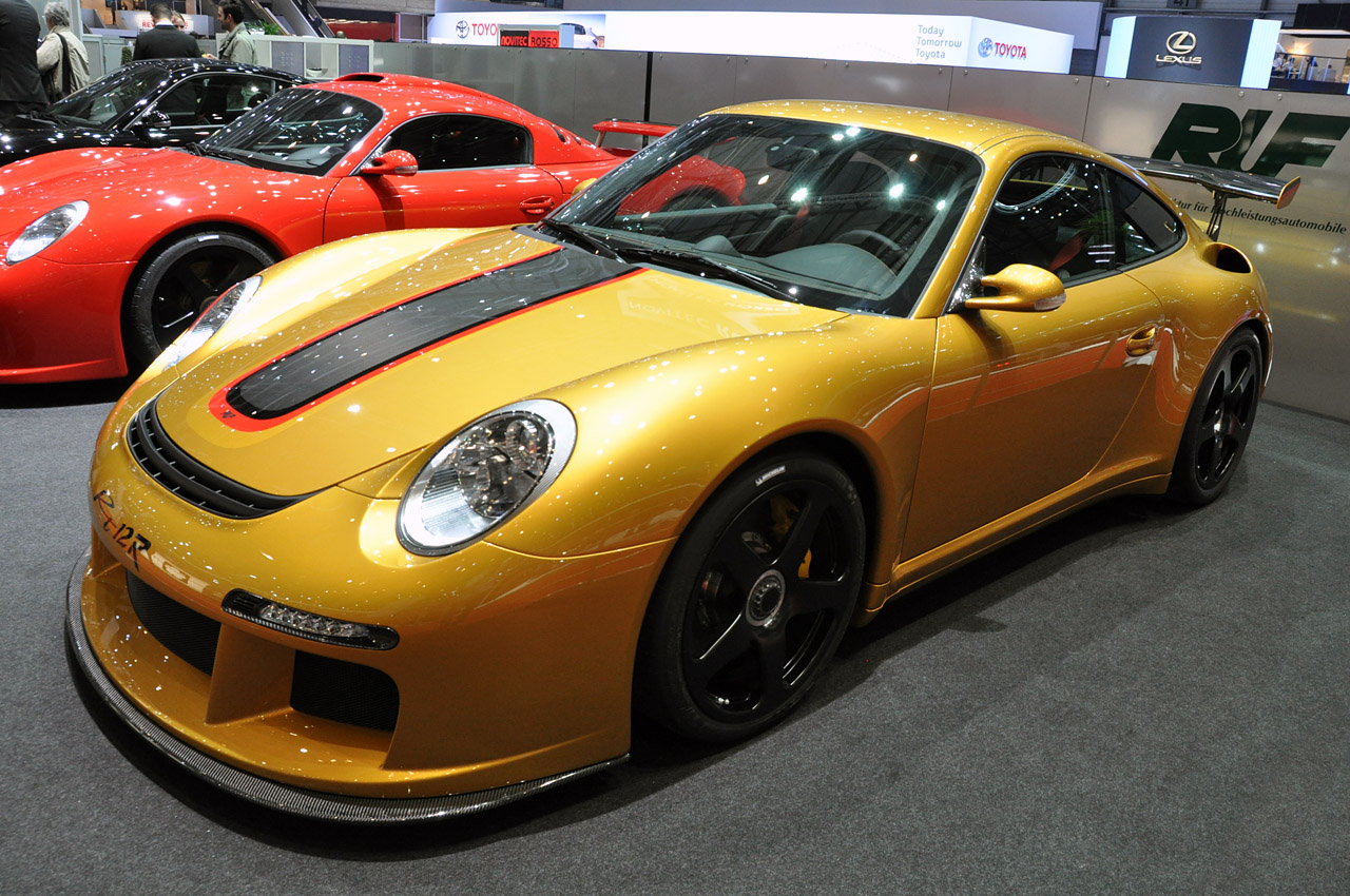is the Ruf Rt 12 R.