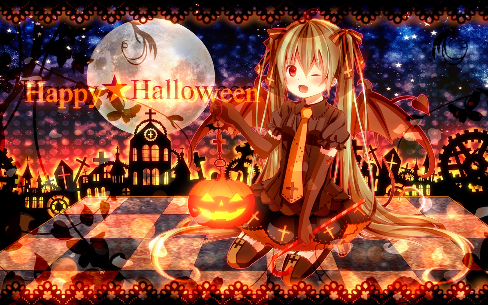 halloween anime widescreen wallpapers important wallpapers