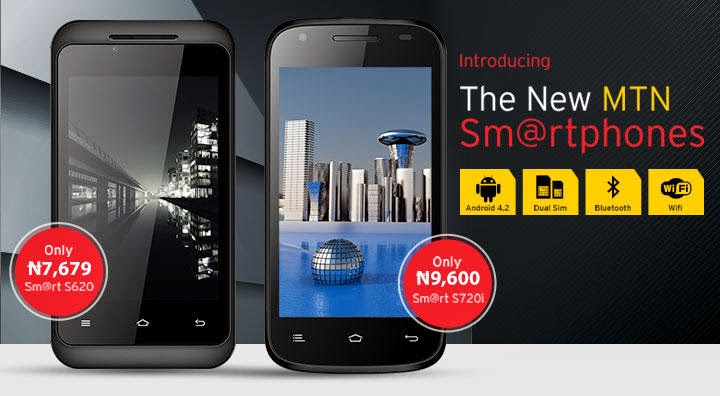 Mtn android s620 s720i smart phone now available on jumia wealth creation - Jumia office address in lagos ...
