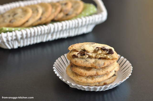 Donna Hays Chocolate Chip Cookies