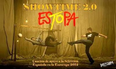 canción Estopa Eurocopa 2012