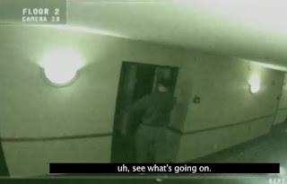 fantasma real en hotel