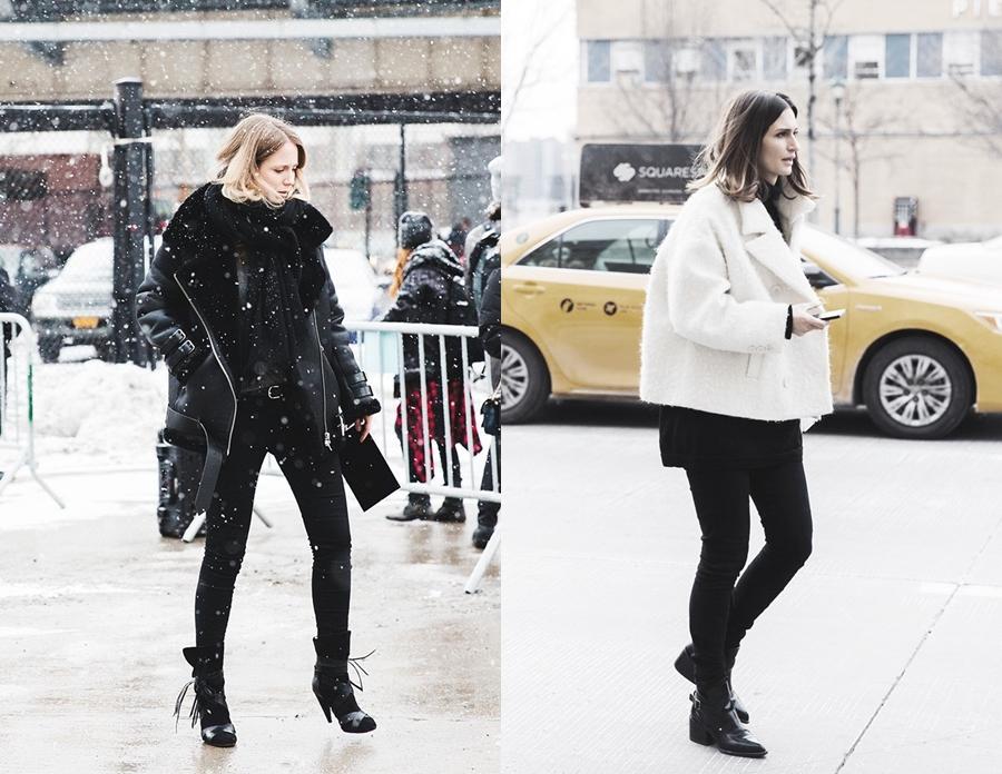 Nyfw street style fashion snapshots fashion blogger bilbao for Styling bilbao