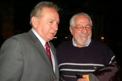 """Un gran folklorista el""""Chango"""" Farias Gómez"""