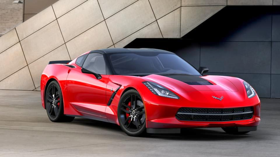 american horsepower the c7 corvettes 2014 stingray and 2015 zo6. Black Bedroom Furniture Sets. Home Design Ideas