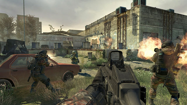 Call Of Duty Modern Warfare 2 Game Pc Game Download ...