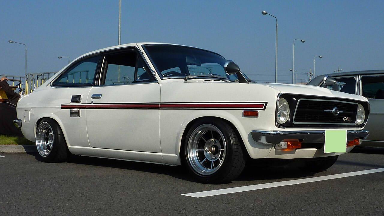 Nissan Sunny B110 japoński klasyk