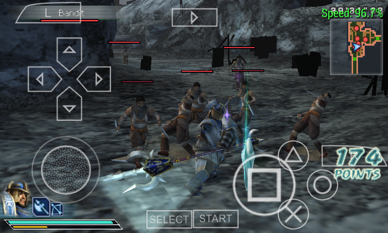 download game ppsspp dynasty warrior vol 2