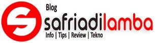 Blog Safriadi Lamba