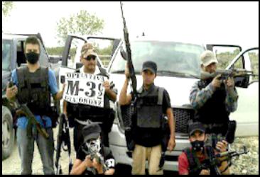CDG: Gringo and Puma Dead