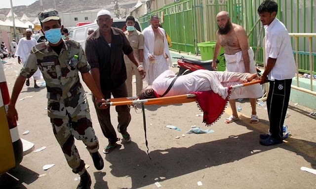 236 Pakistani died in Hajj Stampede says The Guardian Newspaper.