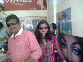 Mr Rajesh Thakur & Mrs Nikky Thakur