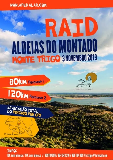 03NOV * MONTE DO TRIGO – ÉVORA