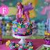Bolos e cupcakes animados